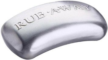 Amco Rub Away Bar --- http://www.amazon.com/Amco-318402-Rub-Away-Bar/dp/B000F8JUJY/?tag=miningbitcoin-20