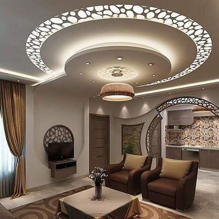 прическа может гипсокартон потолок фото зала выполнена множества