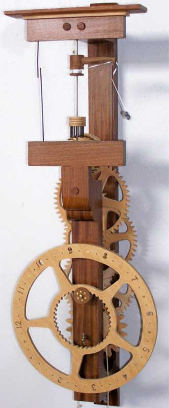 581 Best Wooden Gear Clocks Images On Pinterest