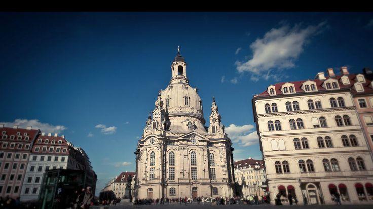 Dresdens Klang. Unterwegs - Frauenkirche