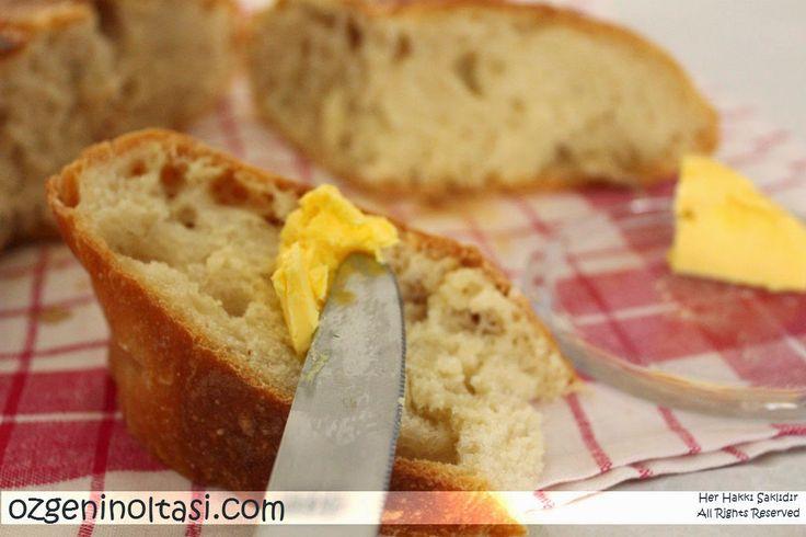 NY Times'ın Ünlü Yoğrulmayan Ekmeği / Özge'nin Oltası