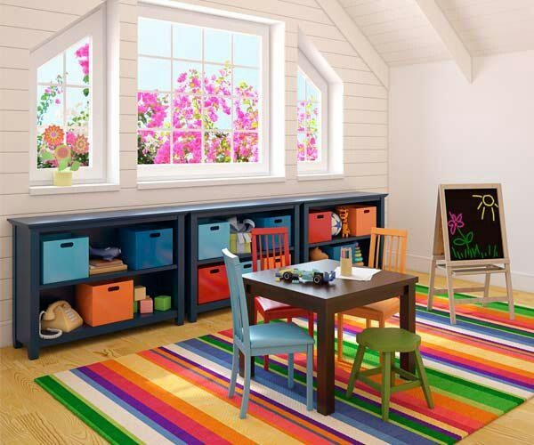 17 Best Images About Bonus Room Ideas -kids On Pinterest