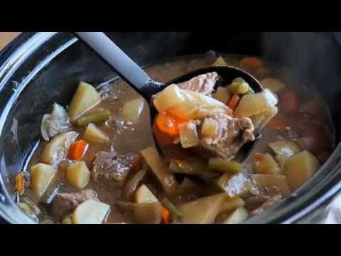 """Slow Cooker """"Fix And Forget It"""" Beef Stew – 12 Tomatoes"""