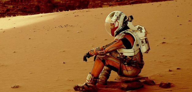 Filmes indicados ao prêmio de melhor filme ao Oscar 2016 - Perdido em Marte