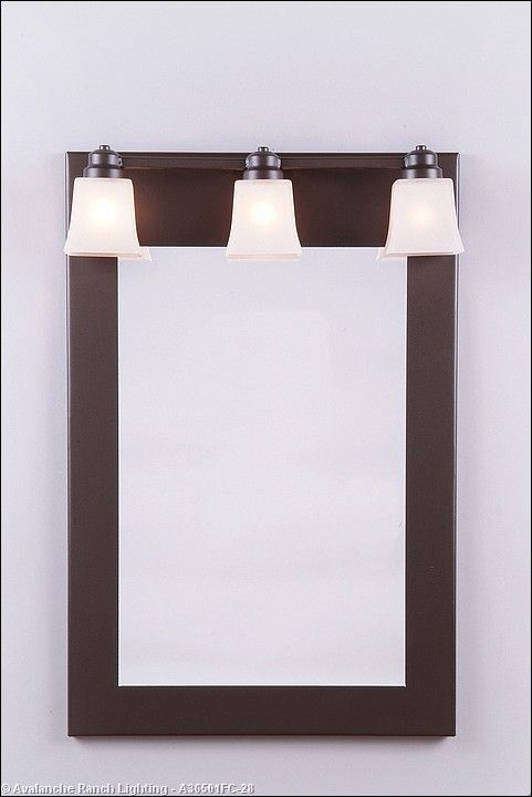 Great Combo Bathroom Mirror And Light Fixture Ranch