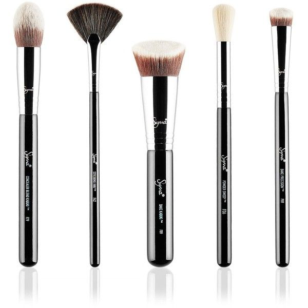 Sigma Beauty Baking and Strobing Brush Set (1.138.035 IDR) ❤ liked on Polyvore featuring beauty products, makeup, makeup tools, makeup brushes, set of brushes, sigma makeup brushes, set of makeup brushes and sigma cosmetic brushes