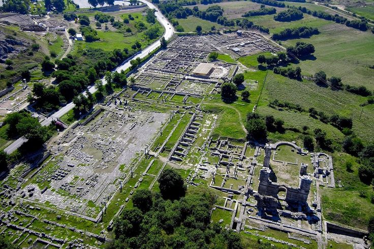 Philippi, Greece. Been there!