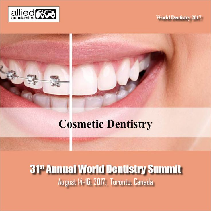 Cosmetic Dentistry - Cosmetic dentistry is generally used to refer to any #dental work that improves the appearance