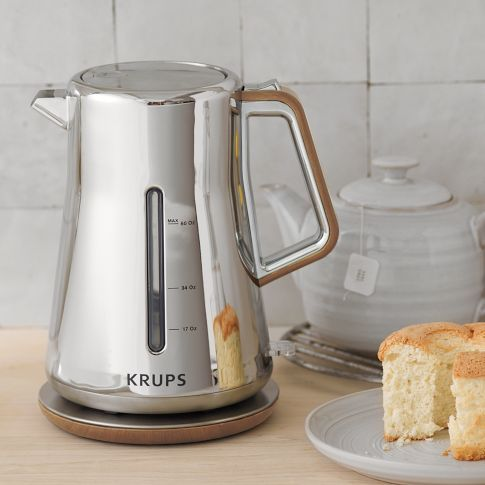 Krups Kitchen Electrics, Silver Art Kettle
