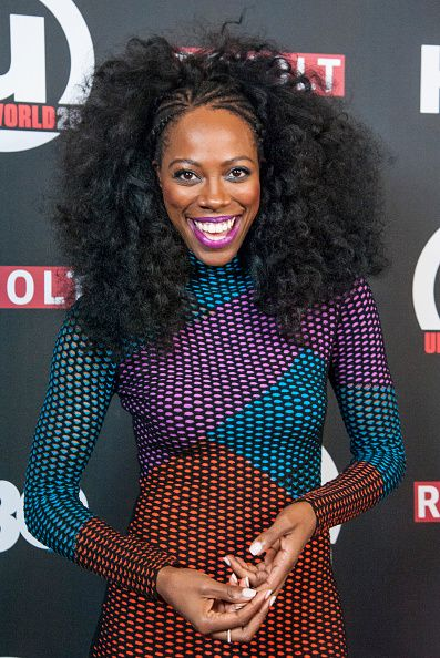 hair styles for african hair yvonne orji x 2016 world festival 8279 | 27196d32a15aefe153d8279b994e5334 textured hair mane attraction