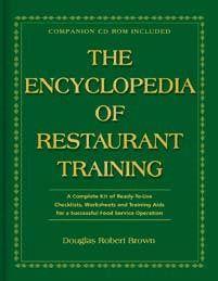 The Encyclopedia Of Restaurant Training Virtual Startup Management