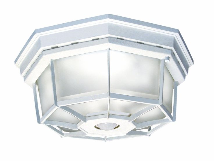 Outdoor Ceiling Motion Detector Light