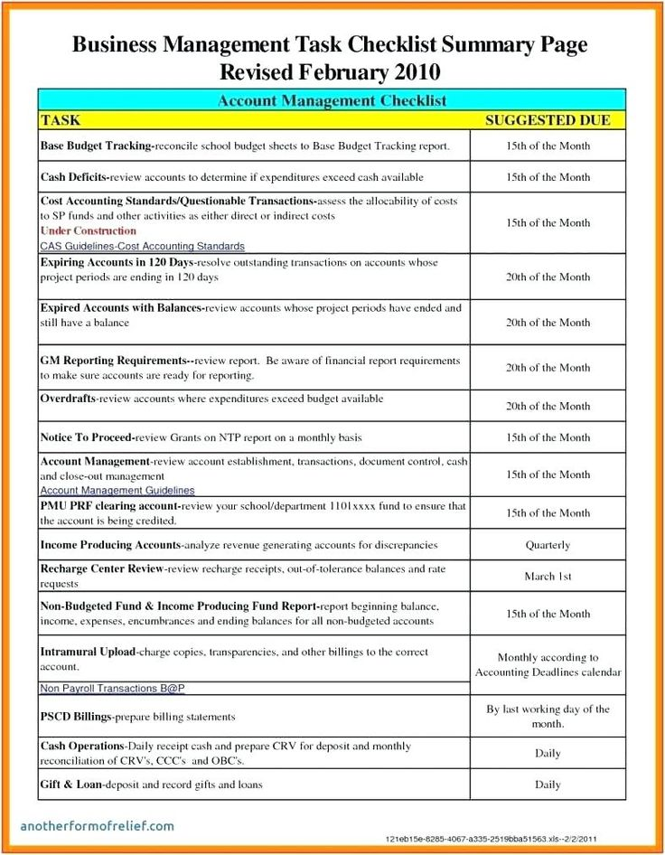 Lessons Learnt Checklist Project Management Learned Report