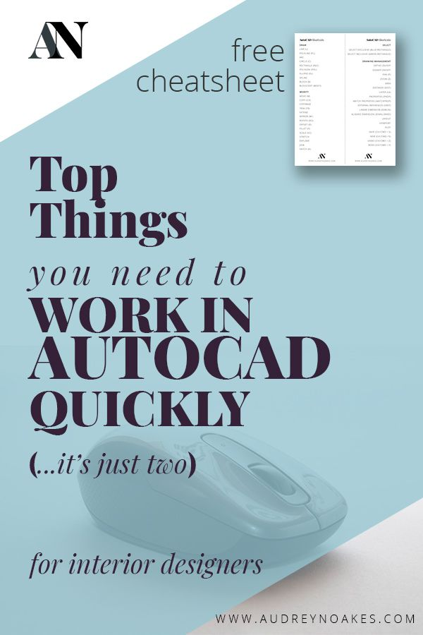 The Top Things You Need To Use Autocad Quickly There S Just Two