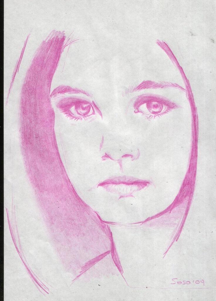ritratto bambina 2009