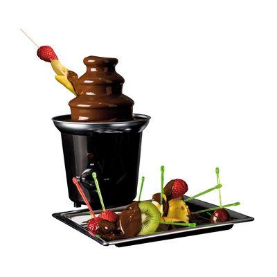 Fantana ta de ciocolata - 179 lei Vei putea prepara un desert delicios si in acelasi timp sanatos!