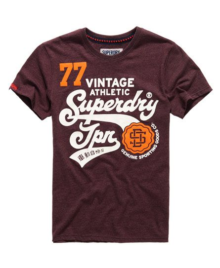 Superdry 77 Athletic T-Shirt