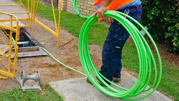 Labor is preparing to put a compromise technology known as fibre-to-the-kerb at the centre of its plans for the National Broadband Network should it win the next election.