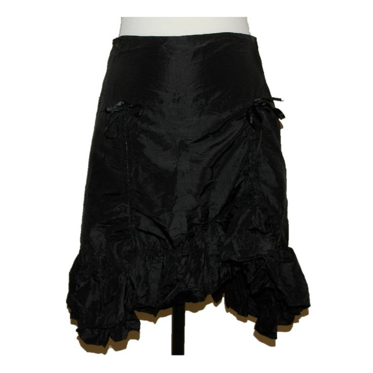 Made in Italy - L - black skirt