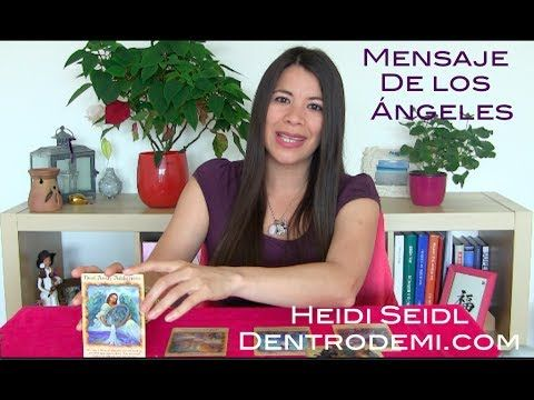 Tirada de cartas de los Ángeles con Heidi Seidl