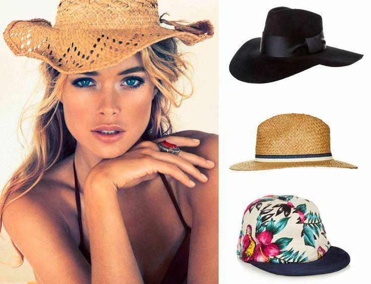 Highstreet vs. luksus: Sommerhatte | Stylista.dk