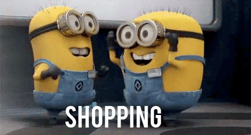 #imieibuonipropositi? Shopping senza sfratto! #shopping