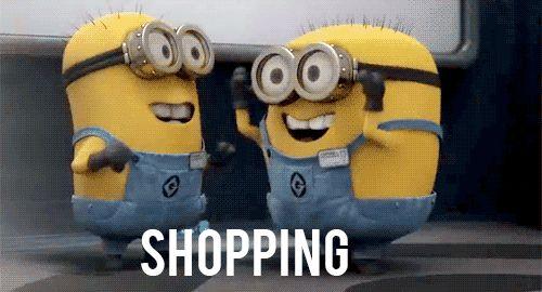 #imieibuonipropositi? Shopping senza sfratto! #shopping