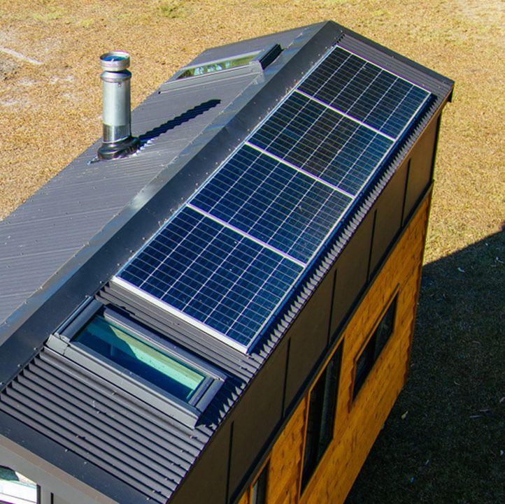 Tiny Houses And Solar Power For Tiny House Designer Eco Tiny Homes Solar Panels Solar Energy Panels Solar Power Panels