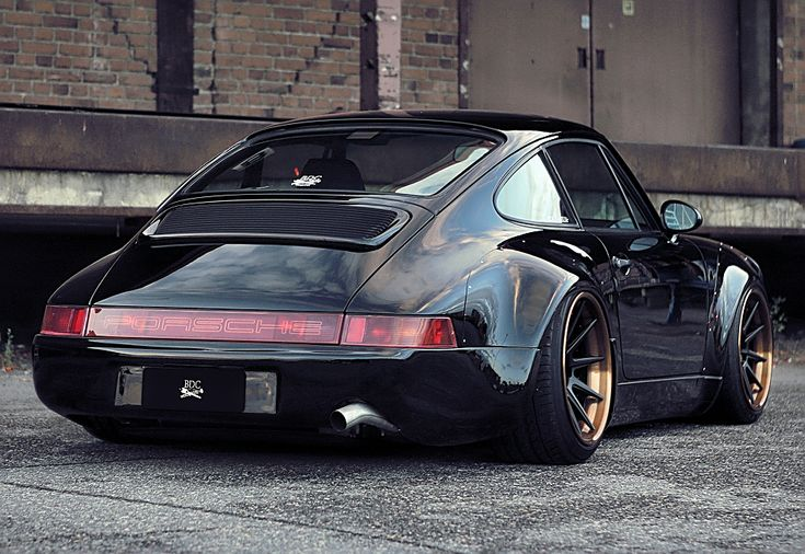 Porsche 964 BDC Familia #porsche # porsche964 # porsche911 #porscheclassiccars #cl …