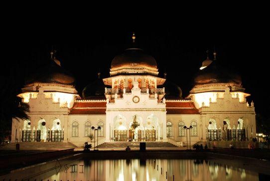 Mesjid Raya Baiturrahman- Mosque Photo, Banda Aceh
