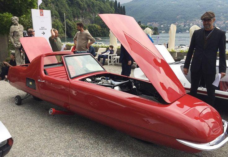 Fünf fantastische Autos von Concorso d'Eleganza, die es auf den Straßen nicht gibt – Dimitris Davakis