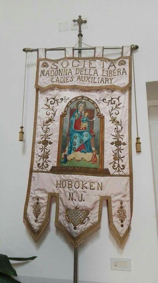 Stendardo della Madonna della Libera