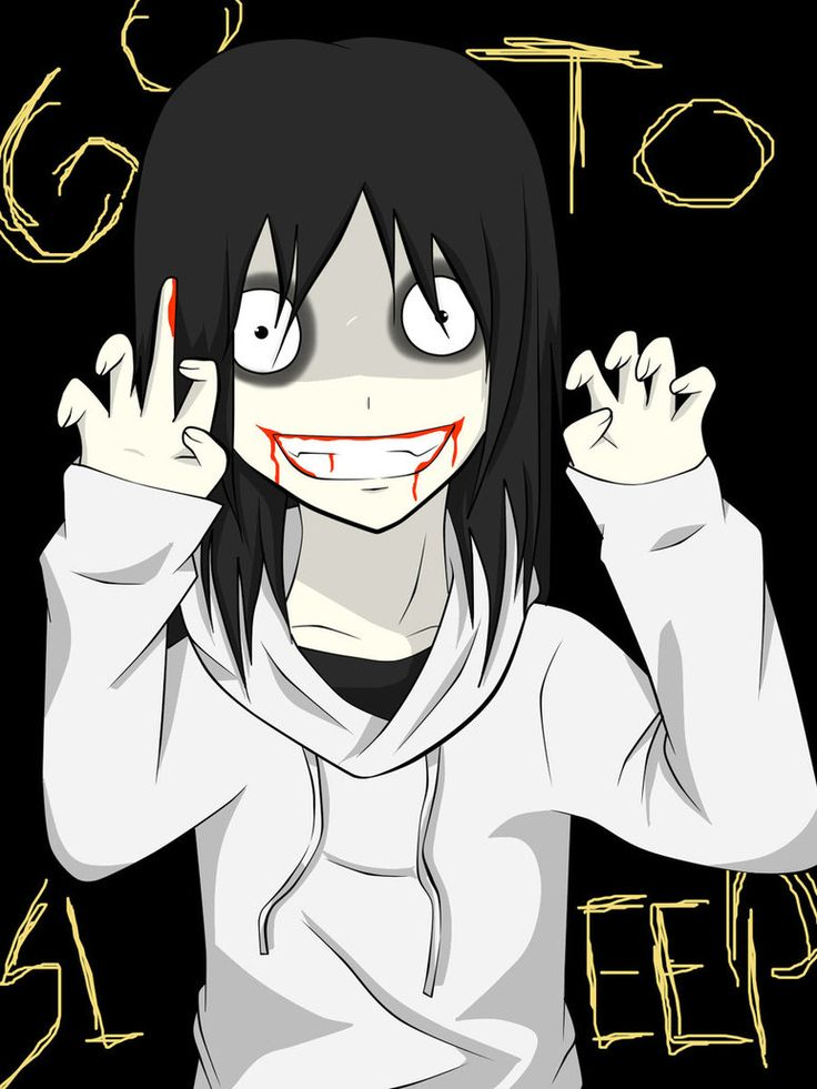 199 best images about Jeff the Killer!! on Pinterest ...