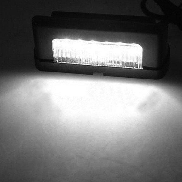 Number Plate LED Light for Car Trailer Boat Caravan Jet Ski Ute