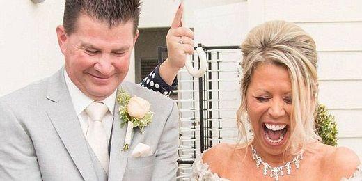 Ανακάλυψε τη 13χρονη μυστική ζωή του συζύγου της μετά το γάμο τους!