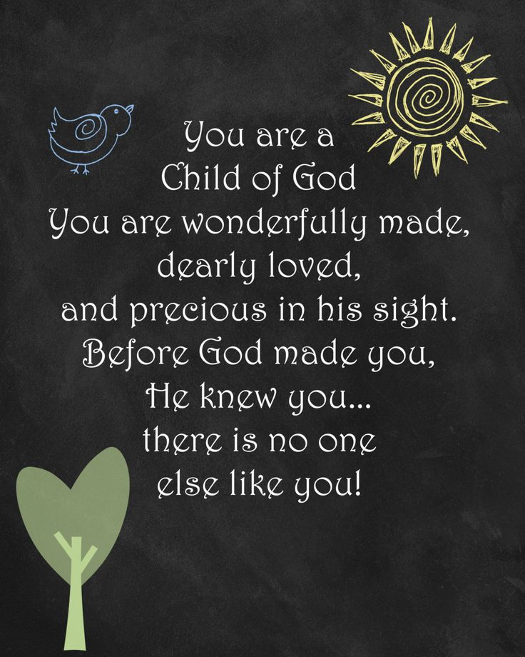 Printable Baby Wall Art Bible Verse Scripture. $15.00, via Etsy.