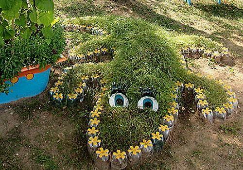Декоративные украшения для сада своими руками   Своими руками (Усадьба)
