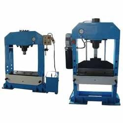 Uses of Industrial Hydraulic Press: Press machines are also the primary machine tool used in metal extrusion and sheet metal fabrication processes. Hydraulic and mechanical presses are employed during sheet metal forming to the extent that sheet metal processes, in general, are often referred to as press working. The Presses may be used in the manufacture of plastic parts. http://www.brand4india.com/hydraulic-equipment-suppliers/products/hydraulic-presses/