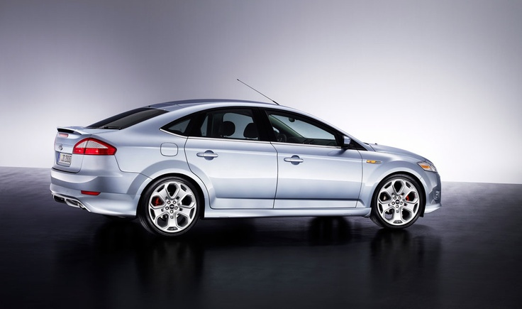 Jacob - Ford Mondeo