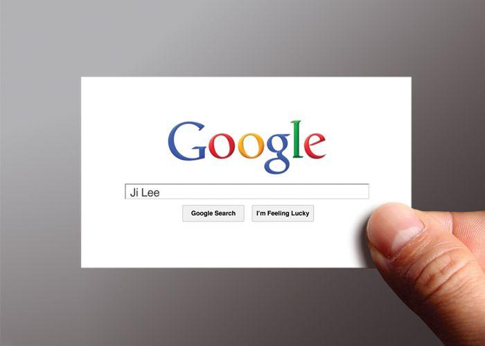 GoogleMe, hahah makes me laugh bc I google everything.