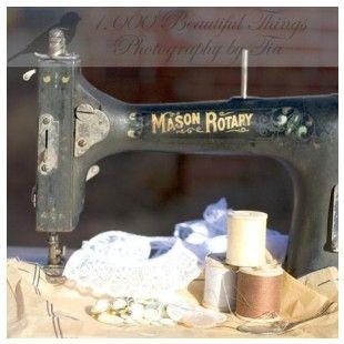 Mason Rotary. I love antique sewing machines. They are quite lovely.: Antiques Sewing Machine, Sewing Antiques, Antique Sewing Machines, Rotary Antiques, Mason Rotary