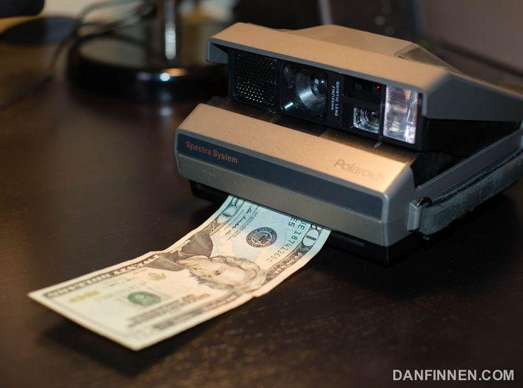 Where can you get cheap Polaroid film?