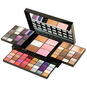 Make-up - Ogen - Oogschaduw - NYX - Paletten - Box of Smokey Look Collection