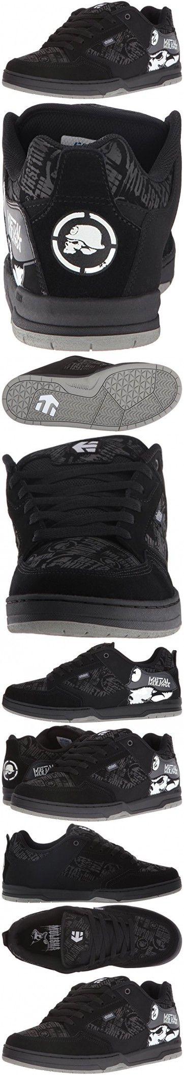 Etnies Men's Jameson SC Skateboarding Shoe, Dark Grey/White, 10.5 M US