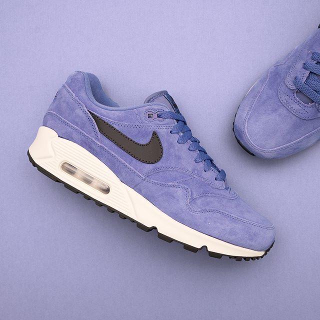 the best attitude 21e94 65f77 Nike Air Max 90 1 - AJ7695-500 •• Svårt att inte gilla den här färgen 😈   nike  airmax901  footish