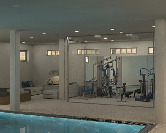 Home Gym Design Ideas Basement: Best 25+ Home Gym Basement Ideas On Pinterest