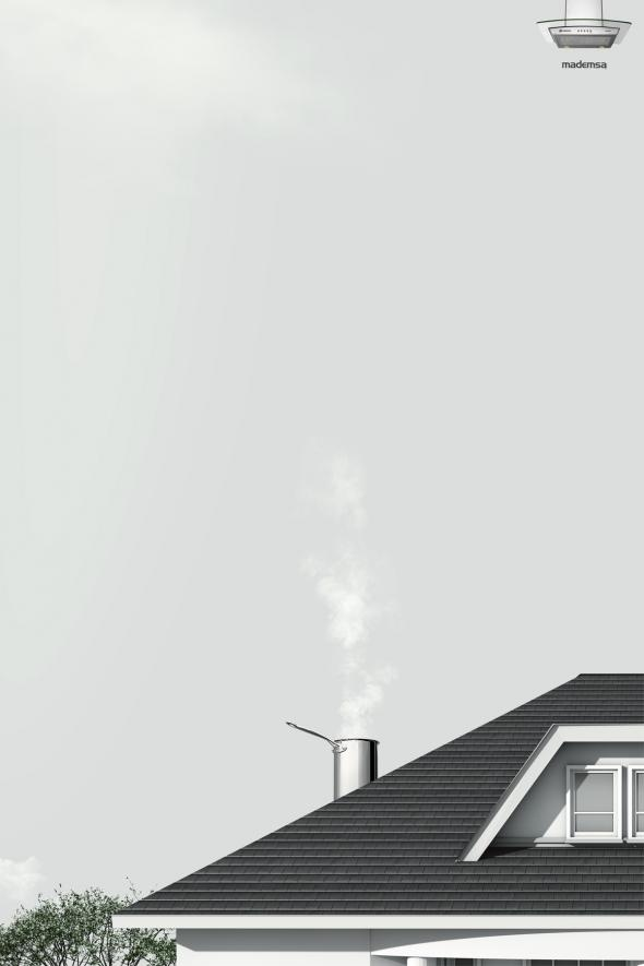 Mademsa Chimney Cooker Hoods: House, 1