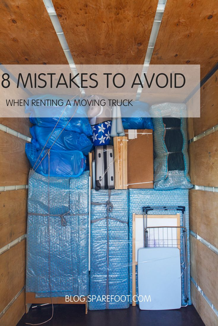 One way to save money on a move is by renting a moving truck and packing and driving it yourself. But driving one of those behemoths is definitely different than driving the family car or pickup—especially if it is your first time. Learn how to rent a moving truck and what mistakes to avoid