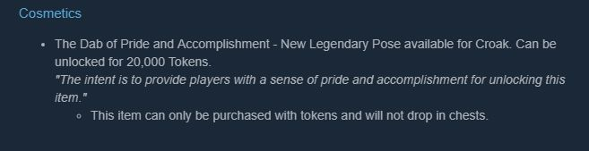 [Battlerite]Shots fired at EA in newest patch notes.