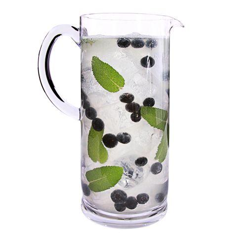Açaí Mojito - INGREDIENTS: Fresh mint leaves - VeeV Açaí Spirit - Simple syrup (one part sugar, one part water) - Fresh lime juice - Blueberry puree (optional) - Club soda - Garnish: Blueberries